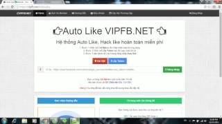 getlinkyoutube.com-Hướng dẫn auto like, hack like hack kết bạn tại vipfb.net