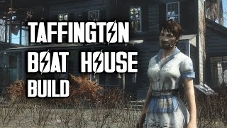 getlinkyoutube.com-Taffington Boathouse Efficiency Build - Fallout 4 Settlements