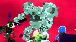 getlinkyoutube.com-LEGO Ninjago Shadow of Ronin Defeat The Final Boss, THE END