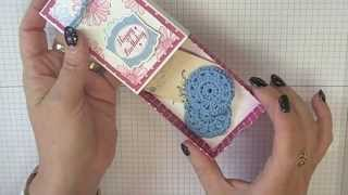 getlinkyoutube.com-Stamping T! - Envelope Punch Board Matchbox
