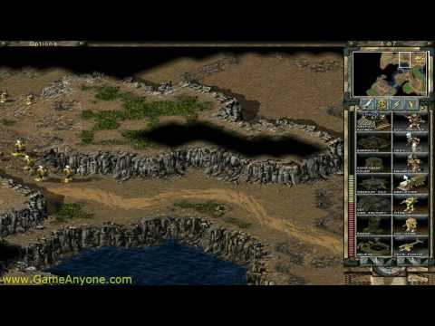 Command & Conquer Tiberian Sun Hard - GDI - 07:  Rescue Tratos 2/3