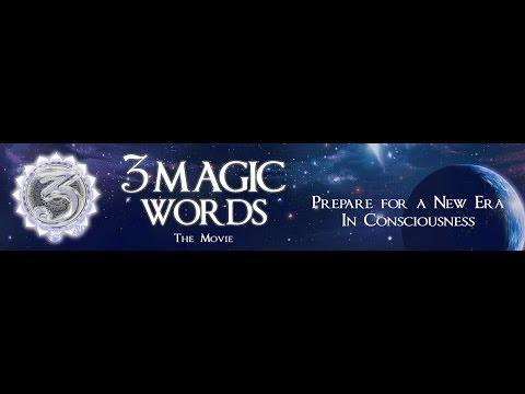 TRZY MAGICZNE SŁOWA