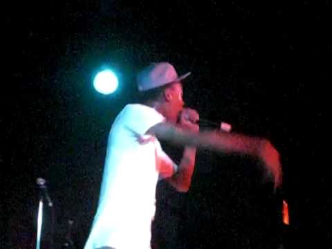 Wiz Khalifa - Ink My Whole Body - Live at Southpaw in Brooklyn - Frankradio CMJ Showcase 10/20/09