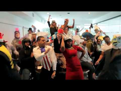 Harlem Shake Barack Obama Edition)