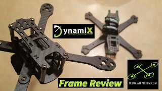 getlinkyoutube.com-AirPixFPV Dynamix Frame Review
