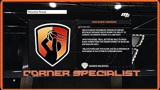CORNER SPECIALIST FAST - NBA 2K16