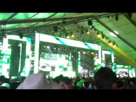 Laidback Luke - Cypress Hill Remix @ Coachella 2011 (HD)