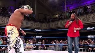The Great Muta vs. Robbie E: Impact Wrestling