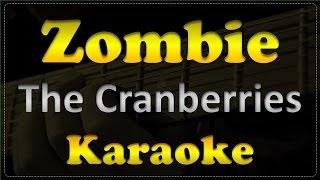 The Cranberries - Zombie - Acoustic Guitar Karaoke # 1