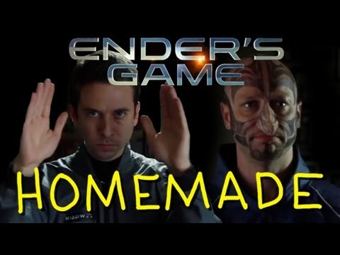 Ender's Game Trailer -- Homemade