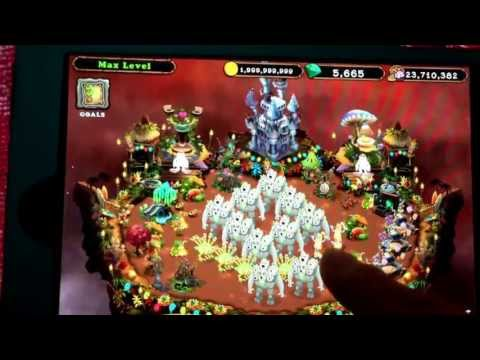 monsters new hoola monster on earth island my singing monsters