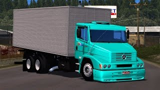 getlinkyoutube.com-REVIEW MERCEDES-BENZ 1620 ( ADQUIRA JÁ O SEU ) - EURO TRUCK SIMULATOR 2