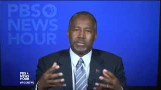 Carson: Our first responsibility is U.S. safety, not refugees
