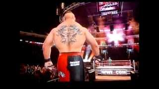 SvR 2011 - Brock Lesnar Entrance (My Caw with current attire and tattoo)