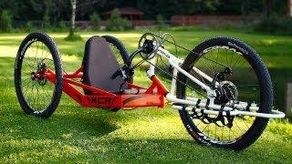 getlinkyoutube.com-XCR - cross country handcycle (HD,re-edit) HANDBIKE