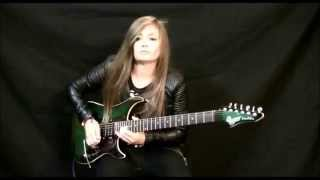 "getlinkyoutube.com-Tina S performs a stunning rendition of ""The Loner "" by Gary Moore"