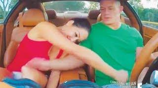 WWE John Cena and Nikki Bella Oops Moment