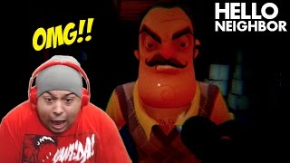getlinkyoutube.com-I F#%KING GIVE UP Y'ALL!! [HELLO NEIGHBOR] [ALPHA 3 END?]