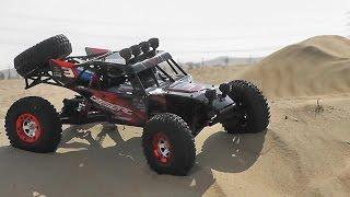 getlinkyoutube.com-RC 4WD Desert Buggy Feiyue Desert Eagle 2 Review