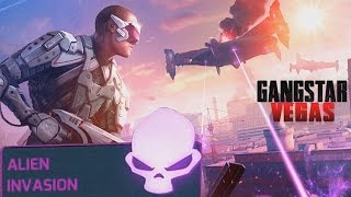 getlinkyoutube.com-Gangstar Vegas: Alien Invasion