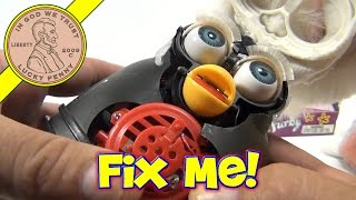 getlinkyoutube.com-Furby Repair - Fixing a Tiger Electronic Furby From 1998