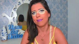 getlinkyoutube.com-BRONZEADO DAS DIVAS (SEM SAIR DE CASA) - DICAS DA DEDESSA