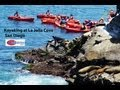 Kayaking La Jolla Cove San Diego