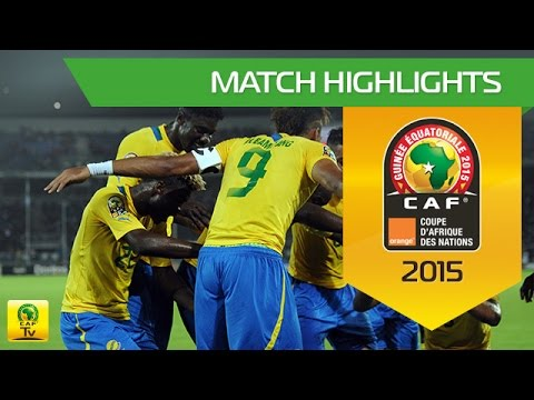 Burkina Faso vs Gabon AFCON 2015