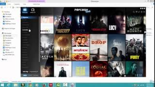 getlinkyoutube.com-Ver películas gratis en PC, Smart TV, Chromecast con Popcorn Time