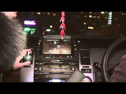 Лиза KRAPIVA - Toyota Prius 'авто глазами девушки