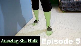 getlinkyoutube.com-AMAZING SHE HULK - EPISODE 5 - Season 2