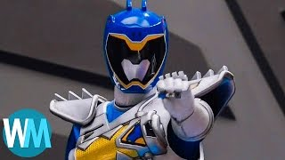 Top 10 Blue Power Rangers