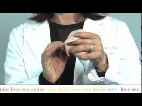 How to use a female condom - Dr. Lauren Streicher