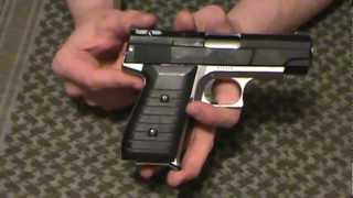 getlinkyoutube.com-Jimenez JA9 9mm Pistol Review