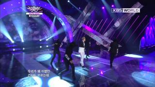 getlinkyoutube.com-[Music Bank K-Chart] 1st Week of December & Yang Yoseob - Caffeine (2012.12.07)