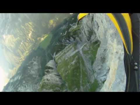 Wingsuit BASE Jumping - Shane Murphy - Adrenaline Geeks