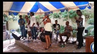 PRISSK - Une improvisation de FEMME AU FOYER avec le Soul Train Band