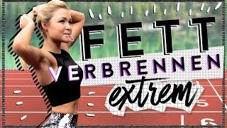 getlinkyoutube.com-FETT VERBRENNEN EXTREM | Meine CARDIO Routine