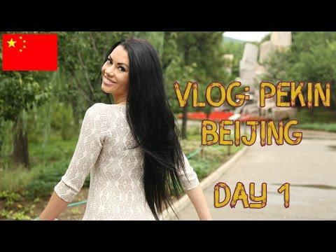 VLOG №4: Путешествие в Китай [Экскурсия в Пекинский Сафари Парк~Редкие животные из красной книги]