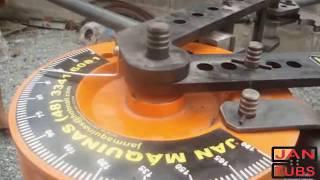 getlinkyoutube.com-Maquina Para Fabricar Gaiolas