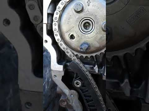 Форд транзит 2.2 -155 л как выставить метки ГРМ