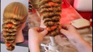 getlinkyoutube.com-34 урока - Причёски на резинках - (time 2:18:54)