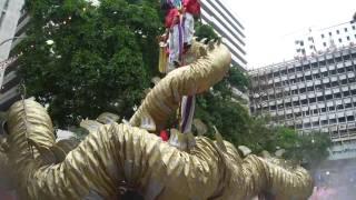 getlinkyoutube.com-มังกรทองฉลองตรุษจีนถวายในหลวง