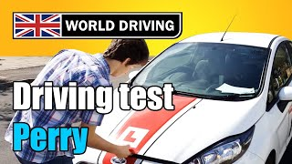 getlinkyoutube.com-UK driving test (Perry's test) - Driving test tips (learning to drive)