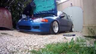 getlinkyoutube.com-Honda civic hatchback low is a lifestyle