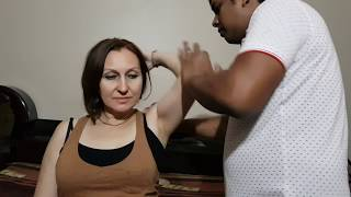 Chiropractic On Neck Pain And Full Body Adjustment In India By. Dr.Rajneesh Kant 9308511357,