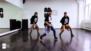 Chris Brown Feat Nicki Minaj -  Love More choreography by Viktor Milushev   Dance Centre Myway