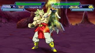 getlinkyoutube.com-Dragon Ball Z Shin Budokai en emulador PPSSPP 1.1.1 para Android
