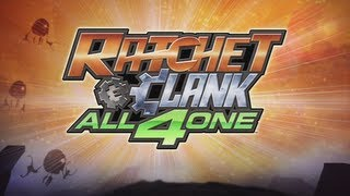 Ratchet and Clank: All 4 One - Episode 01