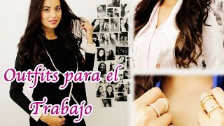 getlinkyoutube.com-OUTFITS PARA EL TRABAJO Fabcuore